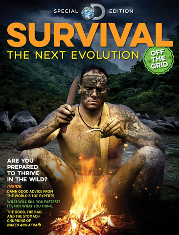 Discovery: Survival—The Next Evolution
