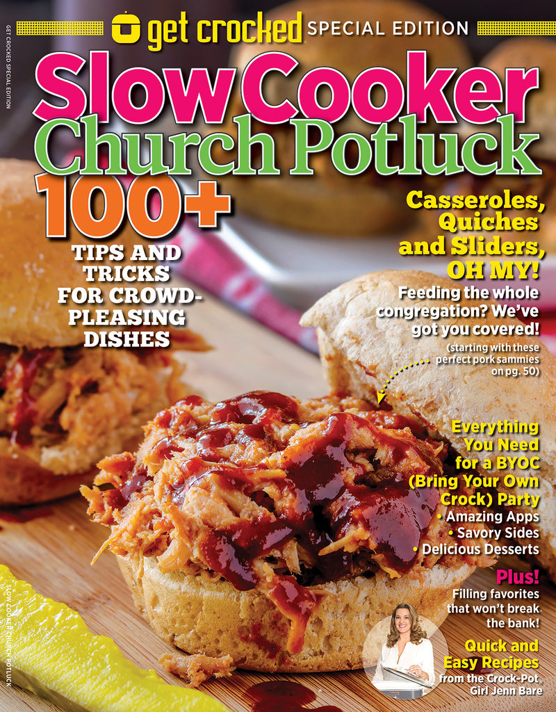 Get Crocked: Slow Cooker—Church Potluck