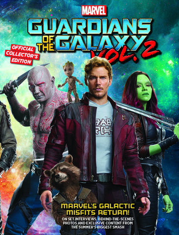 Marvel: Guardians of the Galaxy Vol. 2—Official Collector's Edition