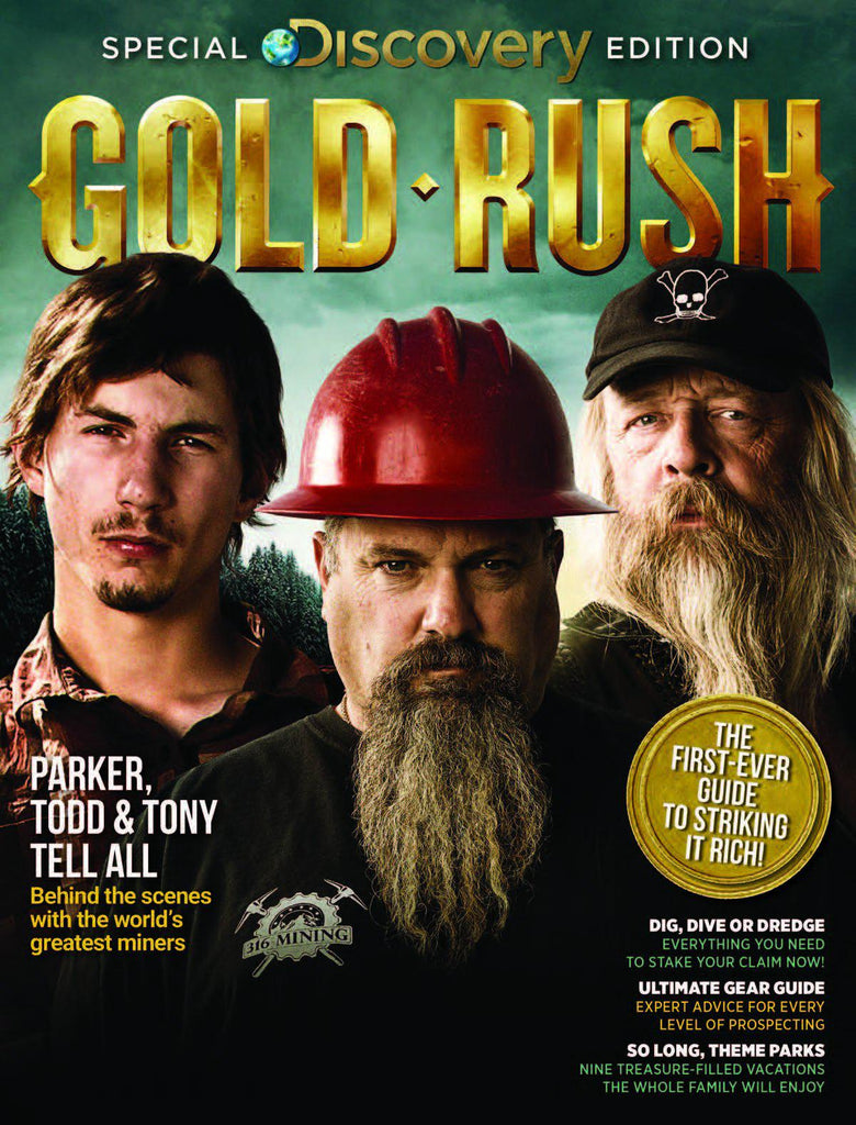 Discovery: Gold Rush