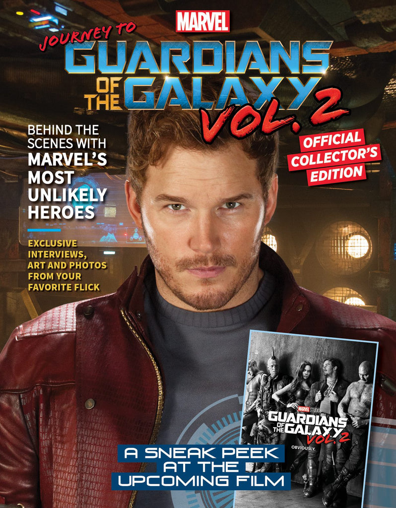 Marvel: Journey to Guardians of the Galaxy Vol. 2—Official Collector's Edition