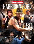 Newsweek: Harrison Ford— 50 Years of Hollywood's Greatest Hero