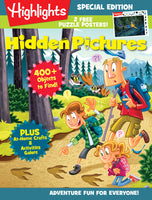 Highlights: Hidden Pictures—Adventure Fun for Everyone!
