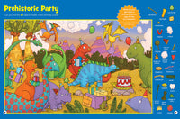 Highlights Hidden Pictures Dinosaur Edition Activity
