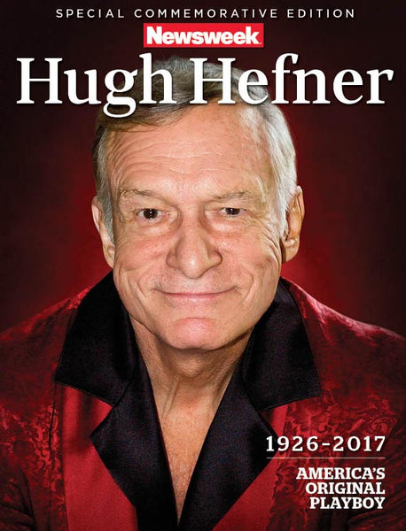 Newsweek Commemorative Edition: Hugh Hefner—America's Original Playboy