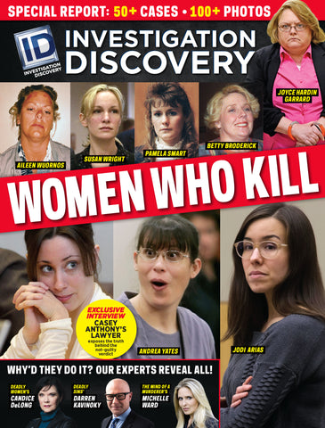 Investigation Discovery: Women Who Kill