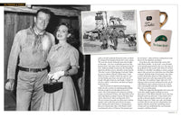 John Wayne Volume 32 Spread with Maureen O'Hara