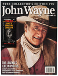 John Wayne: The Official Collector's Edition Volume 23—The Legend's Life in Photos