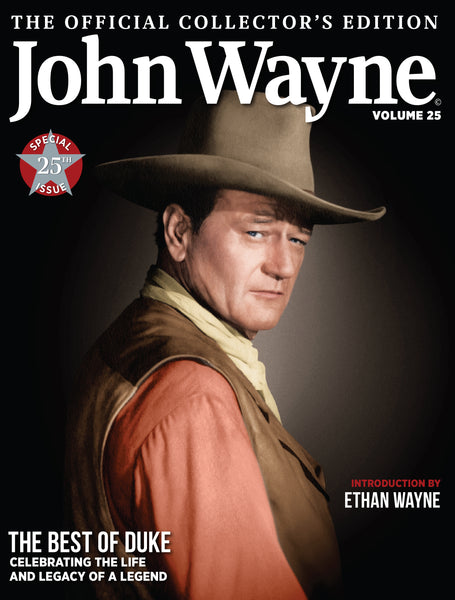 John Wayne: The Official Collector's Edition Volume 25— The Best of Duke
