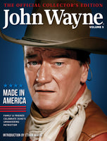 John Wayne: The Official Collector's Edition Volume 5—Made In America