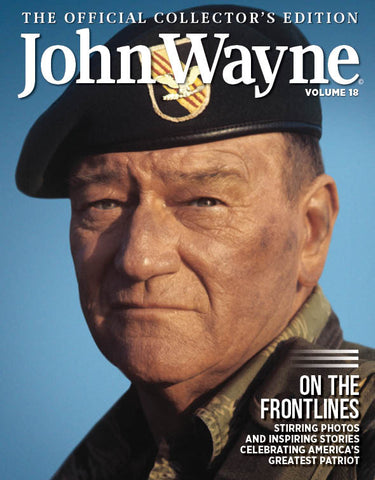 John Wayne: The Official Collector's Edition Volume 18—On the Frontlines