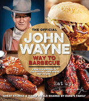 Official John Wayne Way to Barbecue