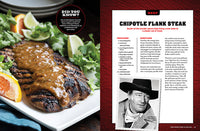 John Wayne's Chipotle Flank Steak Recipe