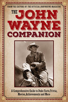 The John Wayne Companion book cover