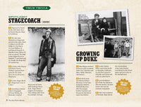 The John Wayne Companion Stagecoach Trivia