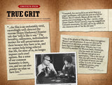 The John Wayne Companion book True Grit quotes