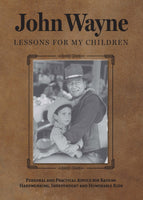 John Wayne Lessons for My Children Book Cover