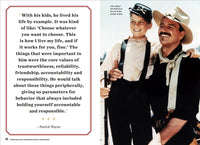 John Wayne: Lessons For My Children