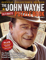 The John Wayne Ultimate Puzzle Book Volume 3