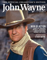 John Wayne: The Official Collector's Edition Volume 39—Man of Action