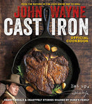 John Wayne Cast Iron Cookbook