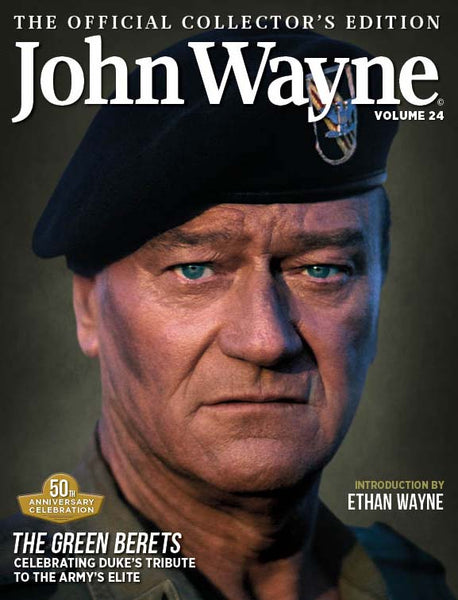 John Wayne: The Official Collector's Edition Volume 24— The Green Berets