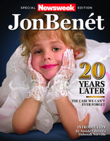 Newsweek: JonBenét— 20 Years Later