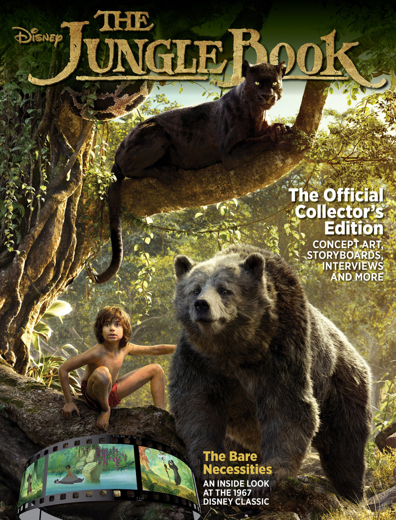 Disney: The Jungle Book—The Offical Collector's Edition