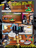 LEGO Batman magazine comic