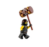 Lego Ninjago Ninja Cole limited edition minifigure