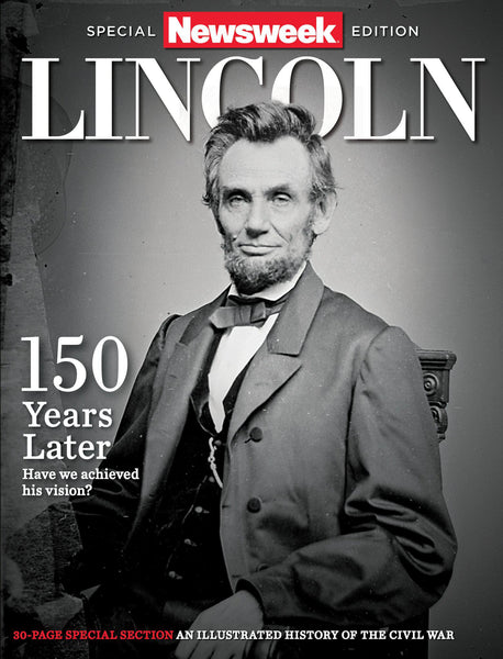 Newsweek: Lincoln—150 Years Later
