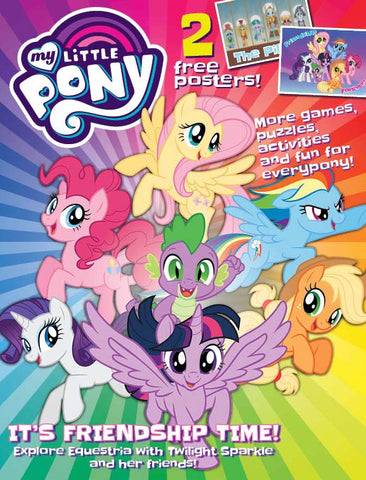 My Little Pony—It's Friendship Time!