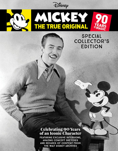 Disney Mickey Mouse 90th Anniversary