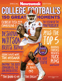 Newsweek College Football DeShaun Watson Cover