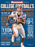 Newsweek College Football Tim Tebow cover