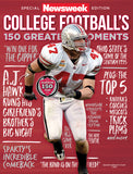 Newsweek College Football Special Edition A.J. Hawk Ohio State Cover