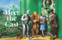 Newsweek The Wizard of Oz Meet the Cast spread