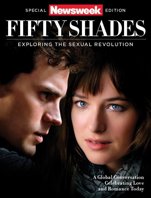 Newsweek: Fifty Shades—Exploring the Sexual Revolution
