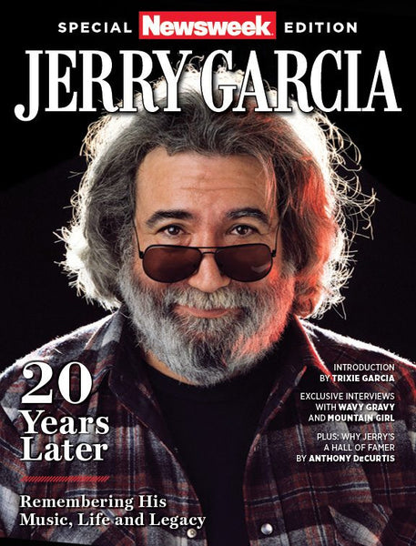 Newsweek: Jerry Garcia—20 Years Later