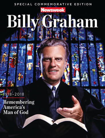 Newsweek Commemorative Edition: Billy Graham