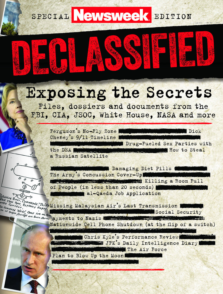Newsweek: Declassified—Exposing the Secrets