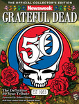 Newsweek: Grateful Dead—The Definitive 50-Year Tribute