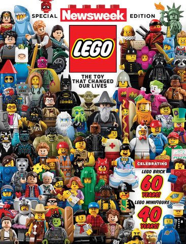 Coming soon! Newsweek: LEGO—The Toy that Changed Our Lives