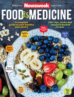 Newsweek Special Edition Food as Medicine Cover