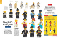 Newsweek Special Edition LEGO Magazine minifigures