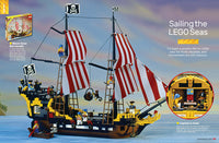Newsweek Special Edition LEGO Magazine ship