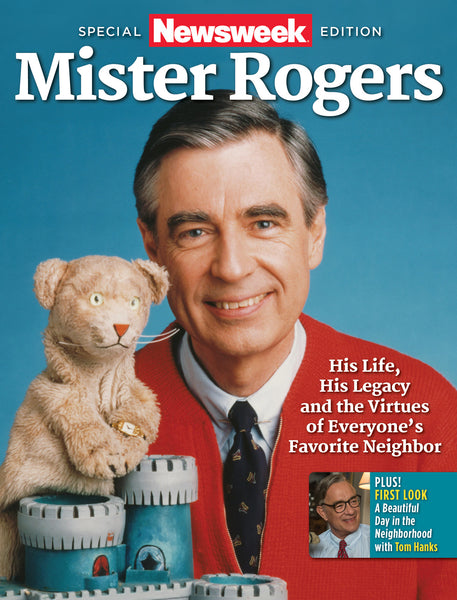 Newsweek Mister Rogers Special Edition Cover