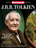 Newsweek Special Edition magazine cover featuring portrait of J.R.R. Tolkien