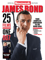 Newsweek James Bond Special Edition Cover