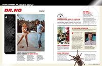 Newsweek James Bond Spread Dr. No Movie